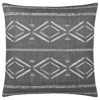 """Two-Tone Water-Repellent Decorative Pillow 18"""" X 18"""""""
