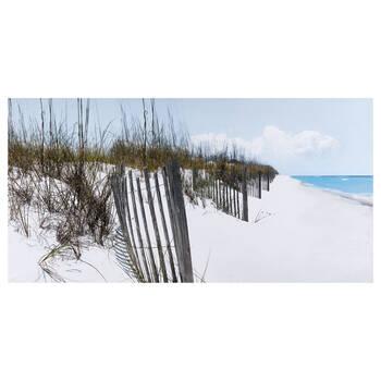 Cape Beach Printed Canvas