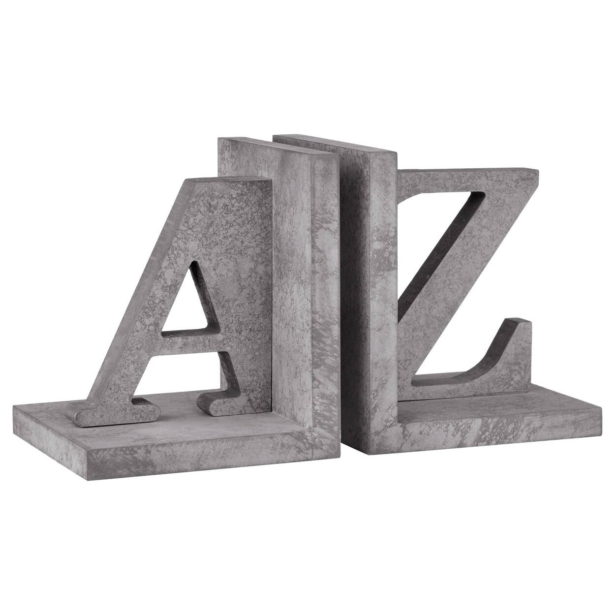 A Z Bookends