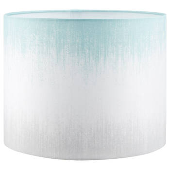 Round Colour Gradient Lamp Shade