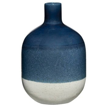 Triple Effect Ceramic Vase