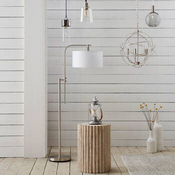 Swivel Metal Floor Lamp