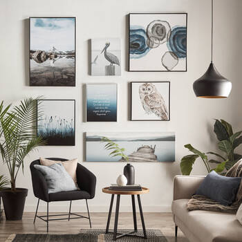 Printed Harmony Dock Canvas