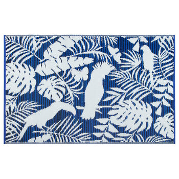 Medium Cockatoo Outdoor Rug
