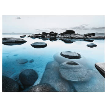 Zen Scandinavia Printed Canvas