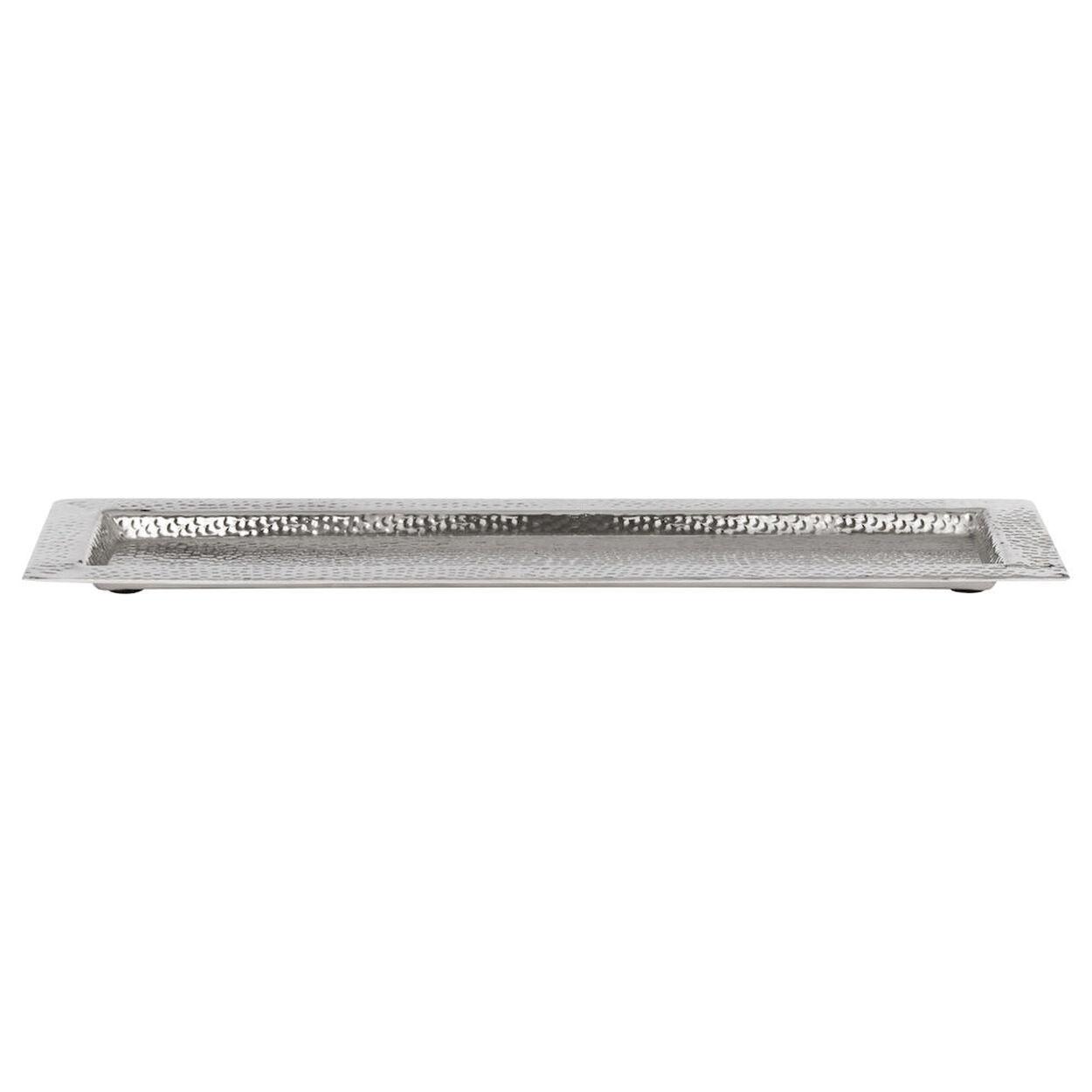Decorative Hammered Aluminum Plate