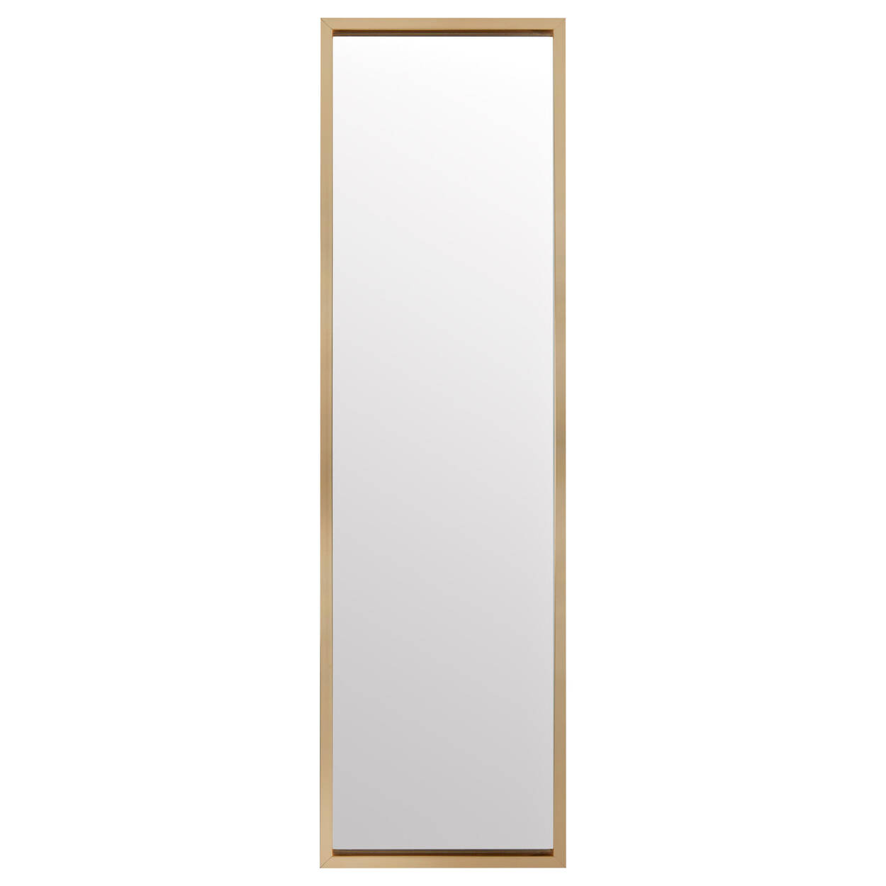 Wooden Mirror with Box Frame