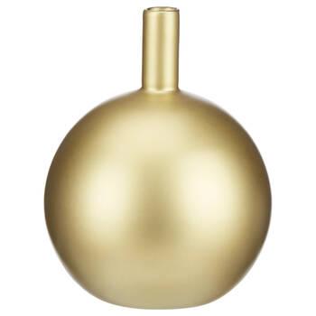 Golden Globe Vase