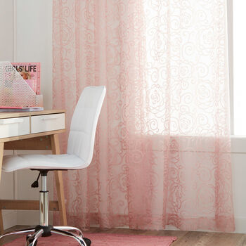 Blossom Sheer Curtain