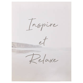 Inspire Printed Canvas