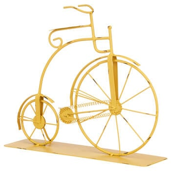Decorative Metal Bike