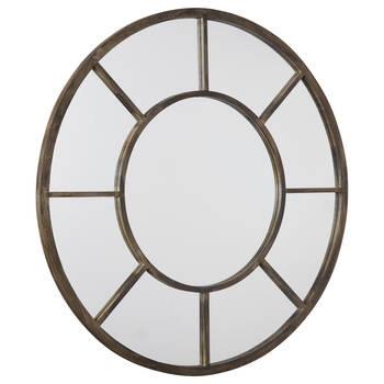Round Window Mirror