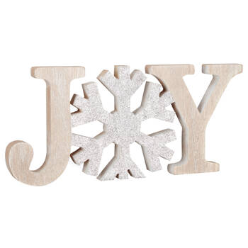 Decorative Word Joy