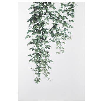 Hanging Leaves Printed Canvas