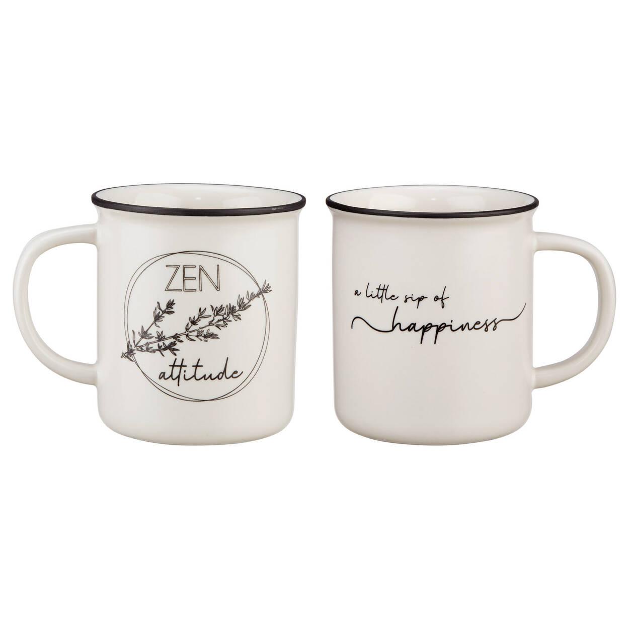 Ensemble de 2 tasses