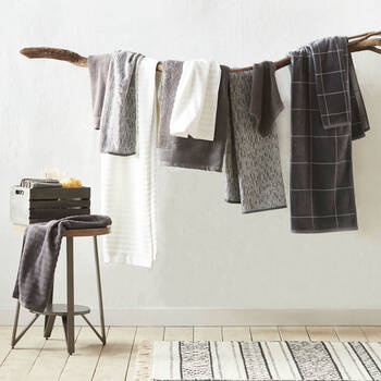 Velvet-Like Washcloth