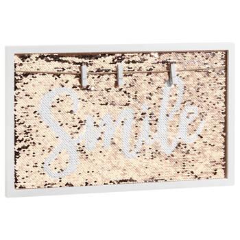 Sequined Memo Board