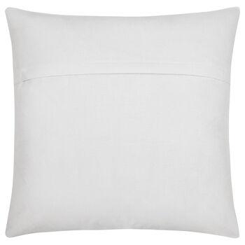 "Cuddle Typography Decorative Pillow 19"" X 19"""