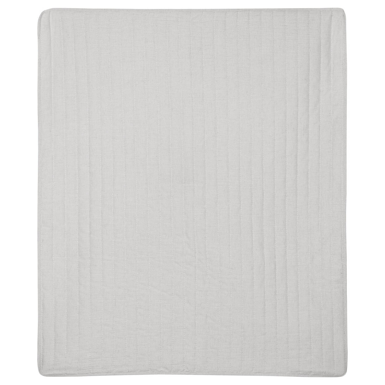 """Wally Quilted Throw 45"""" X 36"""""""