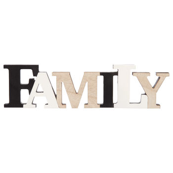 Decorative Word Family