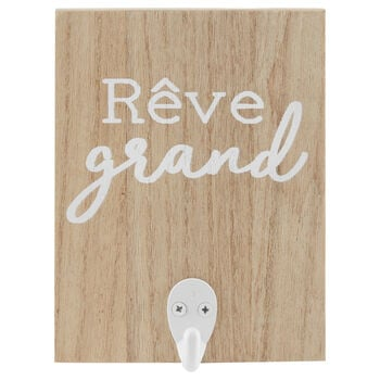 Rêve Grand Wooden Wall Hook