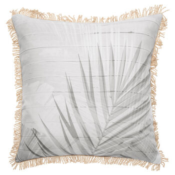 "Tropi Water-Repellent Decorative Pillow 18"" X 18"""