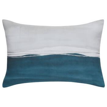 """Leony Decorative Lumbar Pillow 14"""" x 22"""""""
