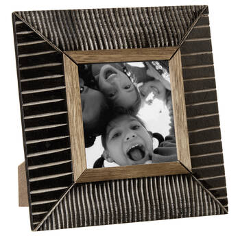 Tribal Patterned Picture Frame