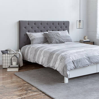 Reclaimed Wood Collection - 3-Piece Duvet Cover Set