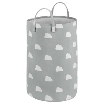 Cloud Printed Hamper