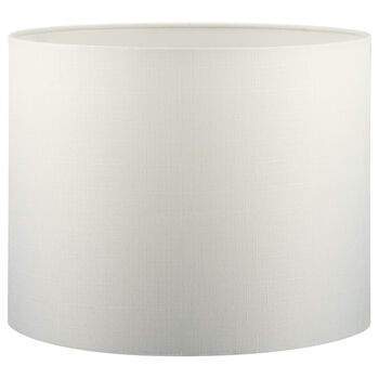 Round Gradient Linen Lamp Shade