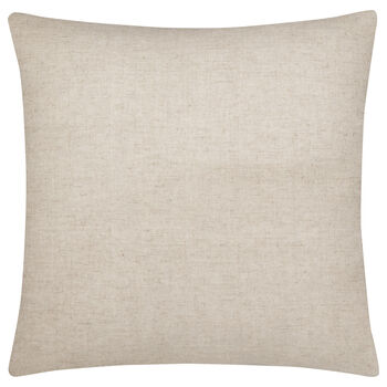 "Leaf Decorative Linen Pillow 20"" X 20"""