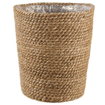 Natural Fibre Waste Bin