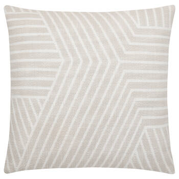 "Phoebe Jacquard Decorative Pillow 19"" x 19"""