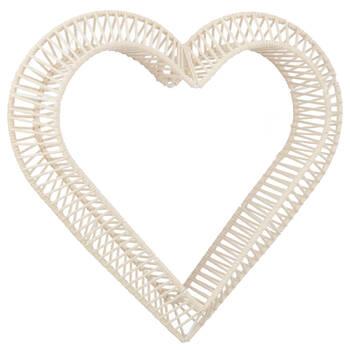 Macrame Heart Wall Hanging