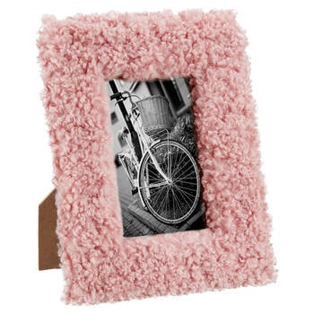 Faux Wool Picture Frame