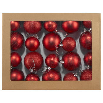 Set of 20 Ornaments