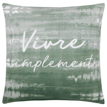 "Vonda Decorative Pillow Cover 18"" x 18"""