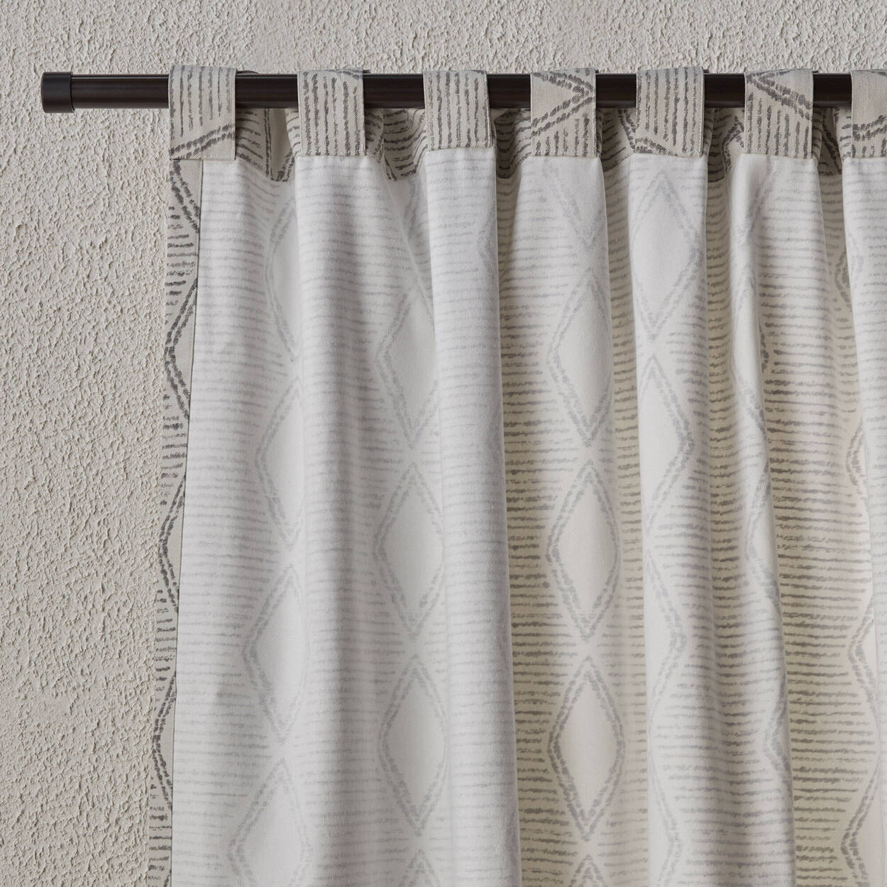 Elmira Argyle Panel Curtain
