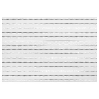 Striped PVC Placemat