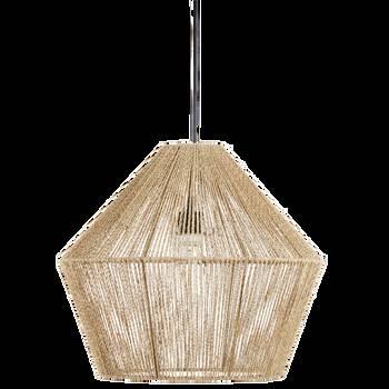 Hemp Rope Ceiling Lamp