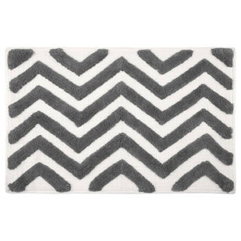 Chevron Bath Mat
