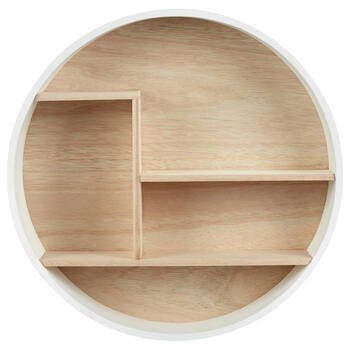 Round Wall Shelf