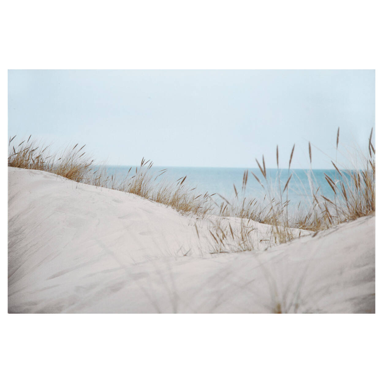 Warm Breeze Printed Canvas