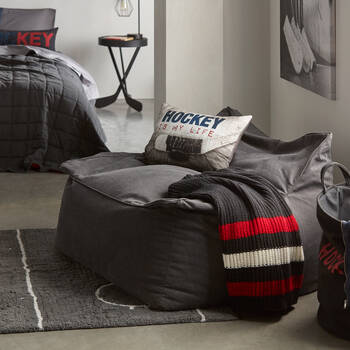 "Hockey is my Life Decorative Pillow 13"" x 20"""