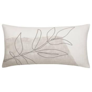 """Kiera Decorative Lumbar Pillow 14"""" x 22"""""""