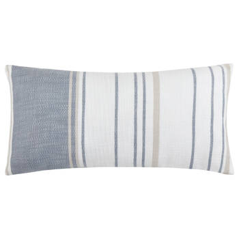 "Valda Decorative Lumbar Pillow 12"" x 24"""