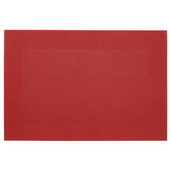 Two-Toned Vinyl Placemat