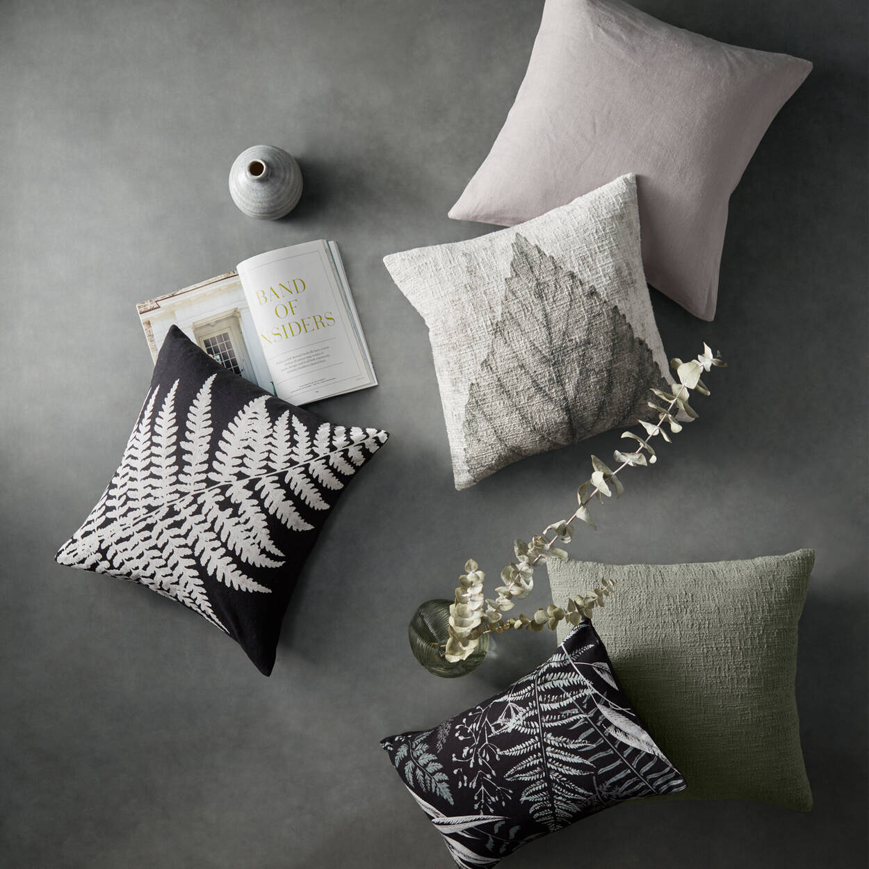 "Tena Decorative Pillow 19"" X 19"""
