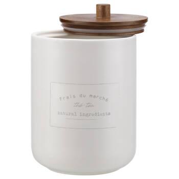 Airtight Ceramic Tea Jar